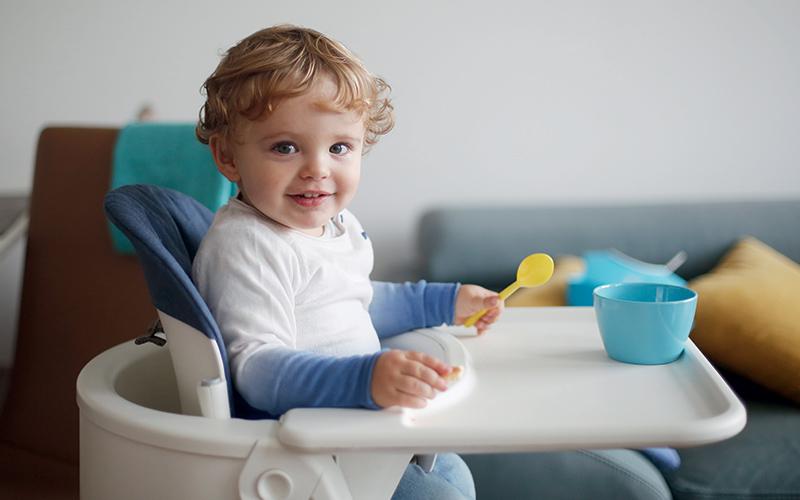 Gammes de produits adaptées et permettant de couvrir l'ensemble des besoins d'un bébé de 0 à 3 ans
