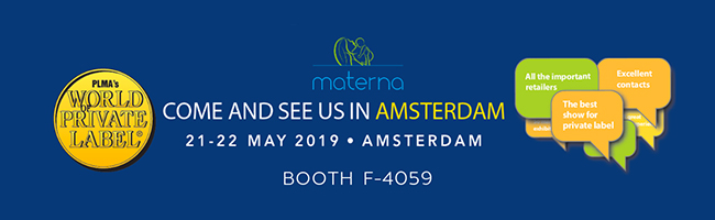 Come and see us in Amsterdam, 21-22 may 2019